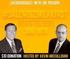 #SalemBizBreakfast - Paying the Price to be Successful