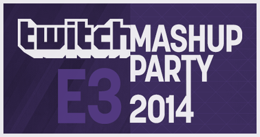 Twitch Bootie Mashup Party @ E3: Featuring DJ's A+D!