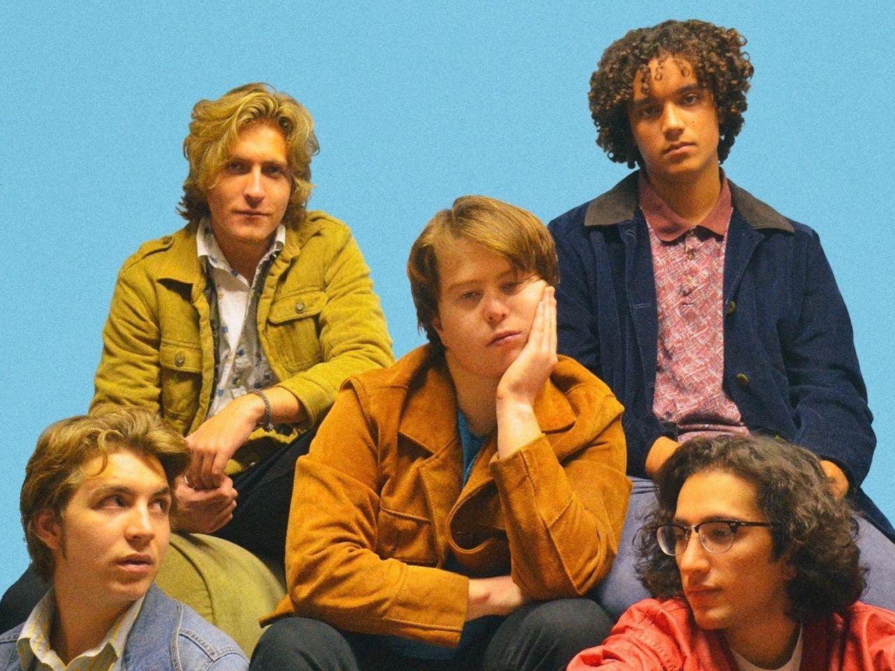 The Grinns at Songbyrd Vinyl Lounge