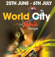 World City Village Festival Weekend @ Wilton's Music...