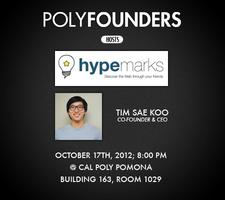 Poly Founders Hosts Hypemarks @ Cal Poly Pomona