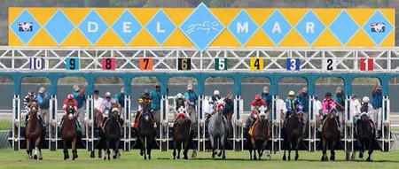 Opening Day at Del Mar