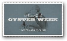 Oyster Week logo