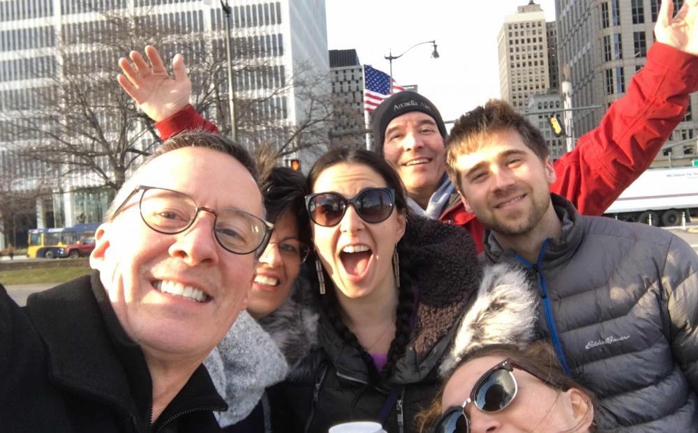 Detroit Let's Roam Treasure Hunt:Roll Through Motor City!