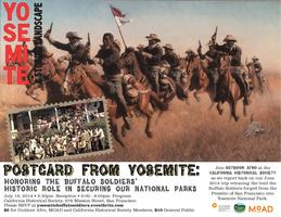 Postcard from Yosemite: Honoring the Buffalo Soldiers