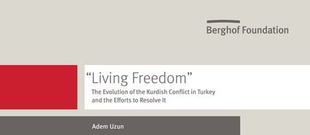 """""""Living Freedom"""" The Evolution of the Kurdish Conflict..."""