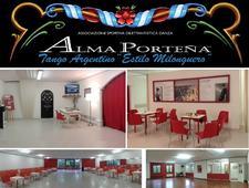 A.S.D.DANZA ALMA PORTEÑA logo