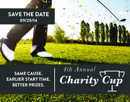 4th Annual Charity Cup
