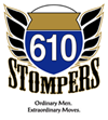 610 Stompers logo