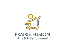 Prairie Fusion Arts & Entertainment logo