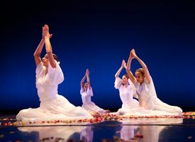 Pranam in White SUMMER DANCE WORKSHOP with Miriam...