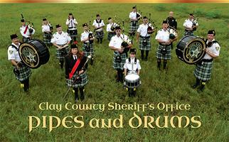 Clay County Sheriff's Pipes & Drums