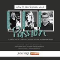 How To Self Publish Your Passion - A motivational...
