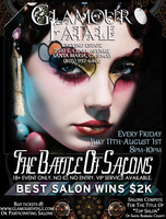 Glamour Fatale - The Battle of Salons Santa Maria