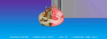 Cesura//Acceso Issue 1 • Fundraising Party