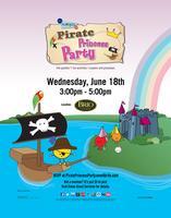 Kidgits Pirates & Princess Party