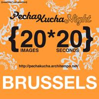 PechaKucha Night Brussels Design Sept.  Vol.40