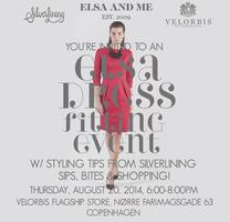ELSA Fitting Event w/ Personal Stylist Silverlining:...