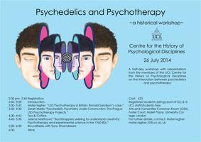 Psychedelics and Psychotherapy: A Historical Workshop