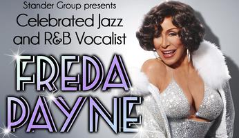 Celebrated Jazz & R&B Vocalist FREDA PAYNE