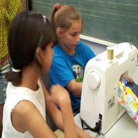 Creative Sewing Adventures for Kids Summer Camp I:...