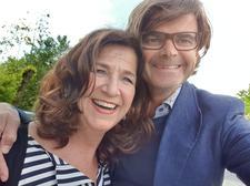 Louise Kemps en Arno Broere logo