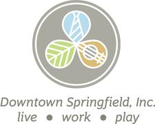 Downtown Springfield, Inc. logo