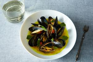 Summery Shellfish Dishes