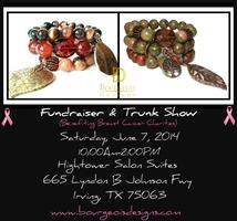 Shop for a Cure Fundraiser & Jewelry Trunk Show by...
