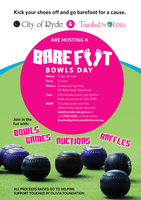 Barefoot Bowls Day