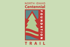North Idaho Centennial Trail Foundation logo