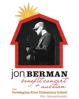 Jon Berman Benefit Concert + Auction