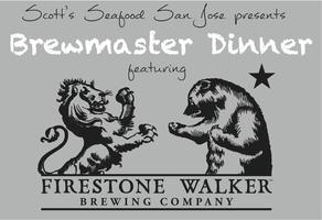 Brewmaster Dinner with Firestone Walker