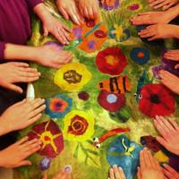 Kids Textile Art Adventures (Ages 6+) - CANCELLED