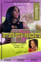 Nola Curves Fashion Show