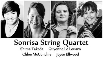 Oak Bay Matinee: Sonrisa String Quartet