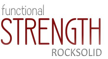 ROCKSOLID STRENGTH 15 Program Update