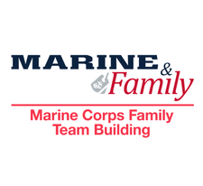 Marine Corps Family Team Building (MCFTB) logo