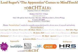 Lord Sugar's 'The Apprentice' Comes To MindTorch!