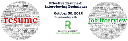 Effective Resume & Interviewing Techniques