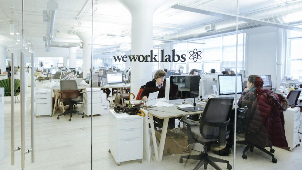 WeWork Labs Manchester Tour