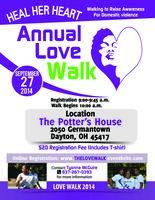 Love Walk 2014