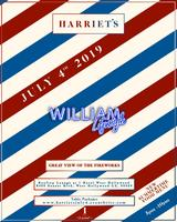 4th of July @ Harriets Rooftop - Fireworks View Party
