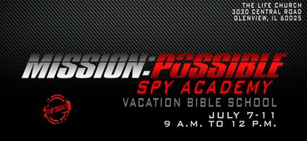 Mission: Possible Spy Academy VBS