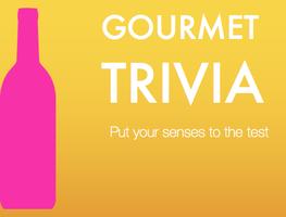 Gourmet Trivia