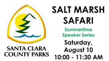 Salt Marsh Safari - Summertime Speaker Series (SOLD OUT) Tickets