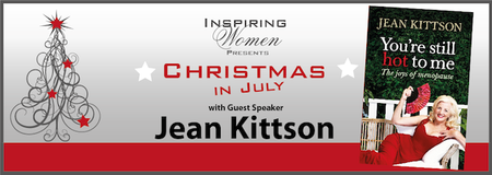 Christmas In July with Jean Kittson