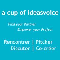 CUP OF IDEASVOICE - Entrepreneurs meet Cofounders -...