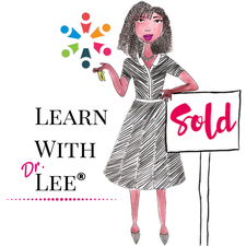Learn With Dr. Lee - Real Estate Coaching & Consulting logo