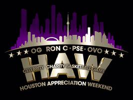 Houston Appreciation Weekend (H.A.W.) Celebrity...
